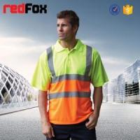 Quality hi vis safety high quality china factory polo shirt for sale
