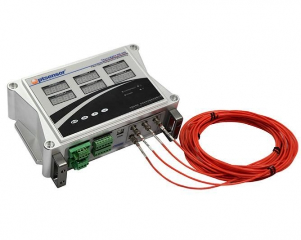 Optical Fiber Monitor : Fluorescence based fiber optical monitoring systemhq