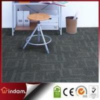 Quality Stock quality guaranteed 600g/m2 grey color PP carpet tiles square for sale