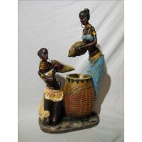 Quality ITEM NO: LSY11031-1 SIZE(CM): MOQ(PCS): DESCRIPTION: POLY AFRICAN DESIGN FOUNTAIN for sale