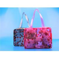 Fashion pvc resealable plastic bags