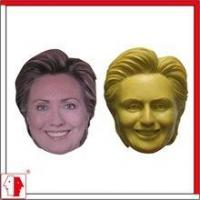 Quality MING PEOPLE Custom Polyresin Hillary Bobblehead as president bobble head for sale