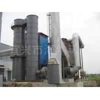 China Bag filter dust collector + desulphurization wet scrubber on sale