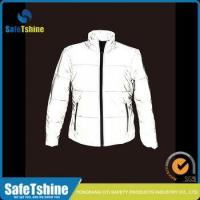 Quality Factory sale various widely used high visibility reflective jacket coat for sale