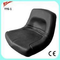 China Seat cover matting PVC material for Trotting sulky for sale