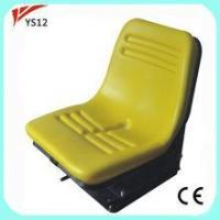 Used Jimma 204 40 HP tractor seat ,agriculture farm tractor spare parts seat for sale