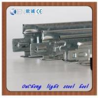 Suspended ceiling t grid with best standard from China