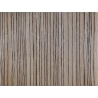 Quality Recomposed Veneer Recomposed zebrano-M011s veneer for sale
