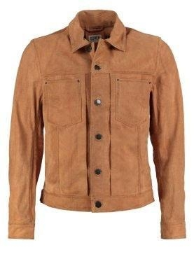 Buy Leather Jacket Men's Leather Jackets With Button Closed at wholesale prices