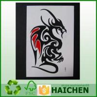 Tattoo Sticker For Kids,Self Adhesive Gold Foil Temporary Sticker,3D Color Temporary Tatoo Sticker
