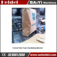 China Cement Valve Paper Bag Making Machine Item:BY-800HDJ on sale