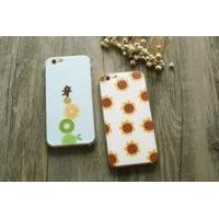 Quality Wonderful sunflower grizzly bear Solid 3D digital color printing phone cases for iphone5 for sale