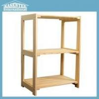 Quality pine bookcase wooden bookshelf for sale