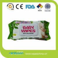 Quality mild and nonirritant baby wet tissue for sale