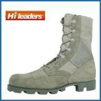 Hot Weather Air Force Sage Green Desert Boot/Jungle Boot with Panama Outsole