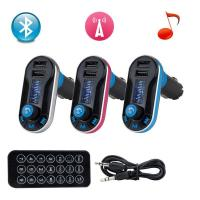 Quality Wireless Bluetooth FM Transmitter MP3 Player Car Kit Charger for iPhone 6 5S 5C for sale
