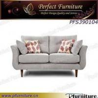 Quality PFS390104 Chinese design sofa furniture home furniture jute fabric sofa for sale