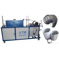 insulated aluminum flexible duct machine ATM-600A