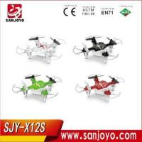 Quality New!!! SYMA X12S Nano Micro Helicopter Headless 6-Axis Mini RC Quadcopter Quad Drone RTF SJY- X12S for sale