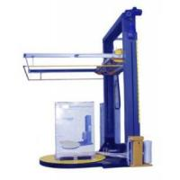 Quality stretch wrapper with top sheet dispenser for sale
