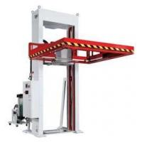 Quality fully auto pallet strapping machine with horizontal applications for sale
