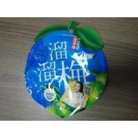 Quality Customized free shape plastic bag for sugar plum/Customized free shape plastic food bag for sale