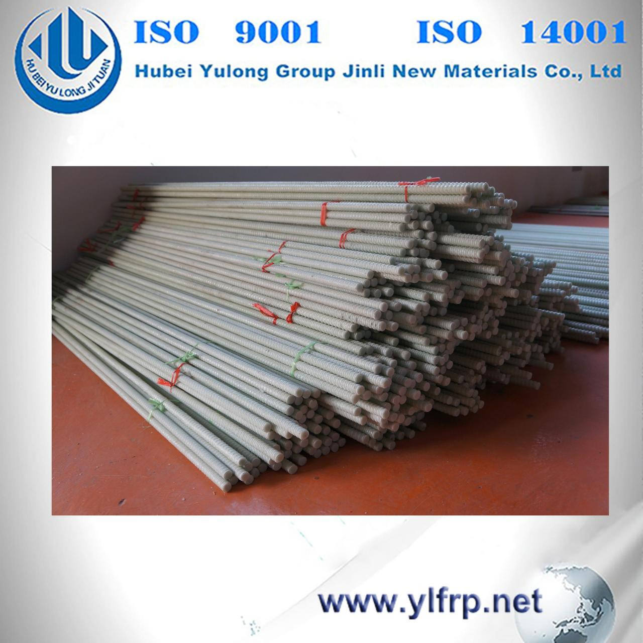 Quality FRP Threaded re-bar for sale