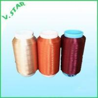 Quality colored polyester yarn 60D/3F for sale