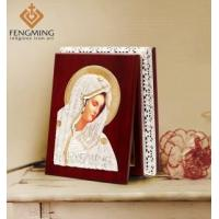 Quality Virgin mary religious icons gift box keepsake for sale
