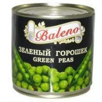 Quality canned green pea for sale