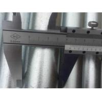 45mm Galvanized Tube Pipe From Steel Tube Factory