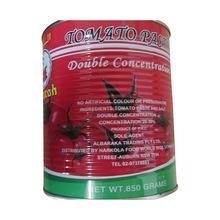 Buy canned tomato paste double concentrated tomato paste at wholesale prices