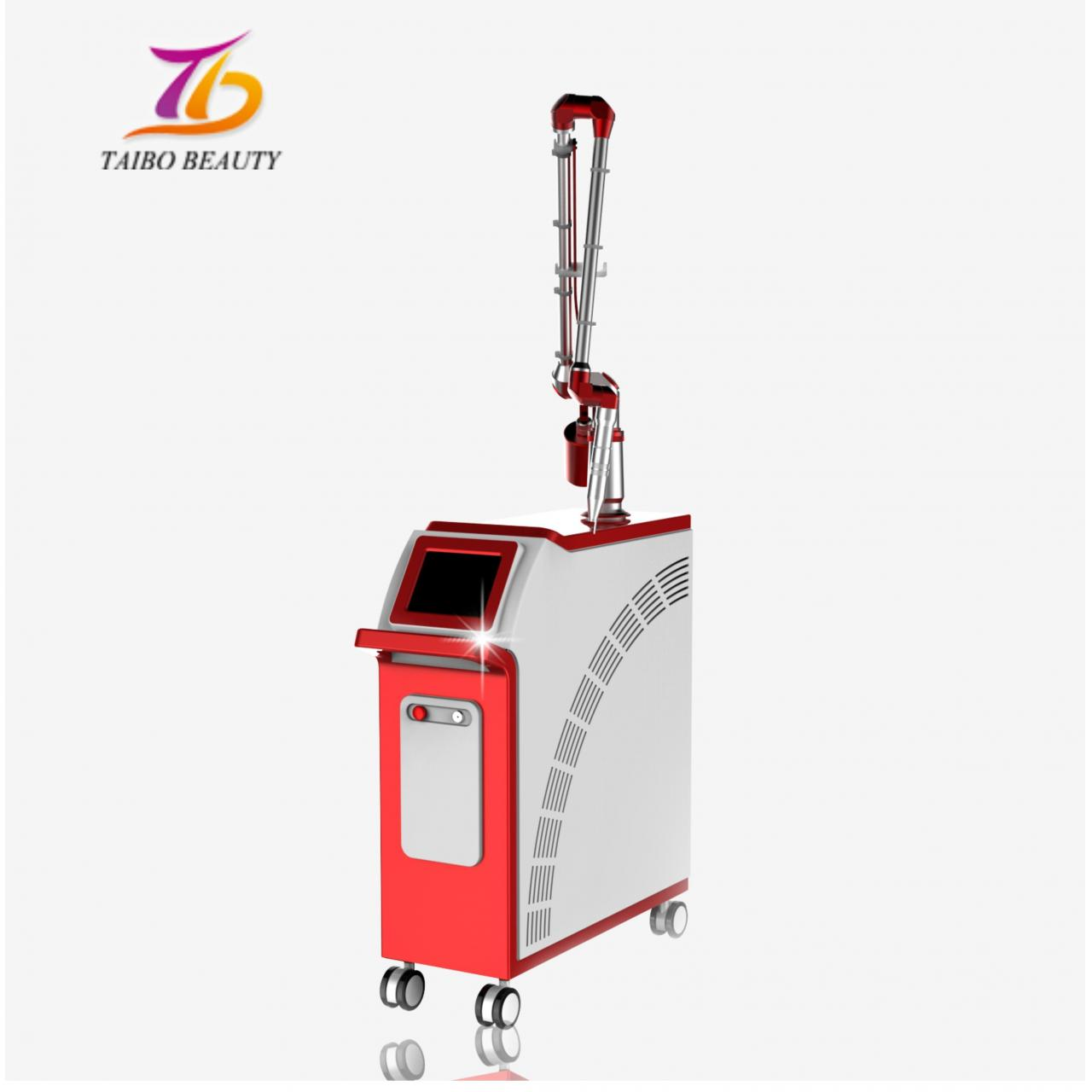 Quality Q-switch Nd Yag laser tattoo removal machine for sale