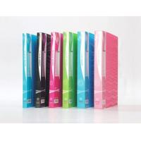 Quality Wave pattern clear book for sale