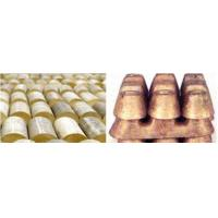 Buy cheap Battery Terminals  Brass Billets from wholesalers