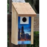 China Chicago Cedar Cabin Bluebird on sale