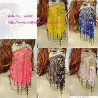 belly dance skirt&veils vs1001