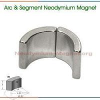 Quality Permanent Rare Earth Motor Magnet for sale
