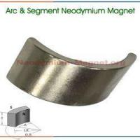 Quality AC Motor Permanent Magnet for sale