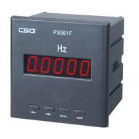 Quality AC Contactors Digital panel frequency meter for sale