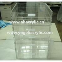 Quality acrylic makeup organizer for sale