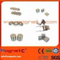 Quality Block Ring Cylinder Disc NdFeB Magnet for sale