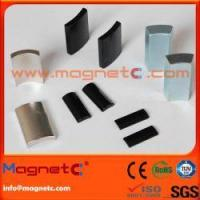 Quality Arc Zn Coating Neodymium Magnet for Motor for sale