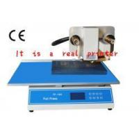 Quality FP-10H hot foil stamping machine for sale