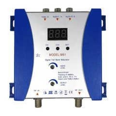 Buy Digital full band modulator AV to RF at wholesale prices