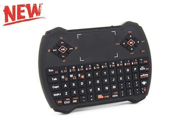 China Mini 2.4GHz Keyboard 2.4GHz Mini Air Mouse Keyboard with Touchpad