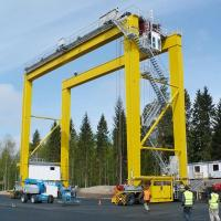 Quality RTG Container CraneRTG Container Crane for sale