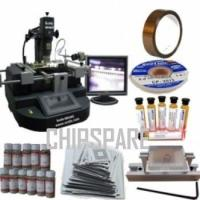 Buy cheap Deluxe Kit Hot Air BGA Rework Station SCOTLE-HR460C from wholesalers
