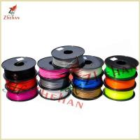 Quality PLA 3D printing filaments for sale