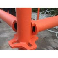Buy cheap Cuplock Scaffolding in different surface treatment from wholesalers